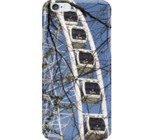 The Wheel of York iPhone Case/Skin