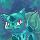 Bulbasaur. by vedil