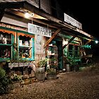 Old, Odd & Otherwise Antique Shop by Jeanne Sheridan