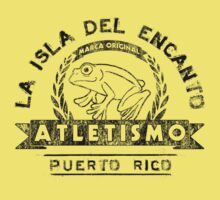Puerto Rico Atletismo by CreativoDesign