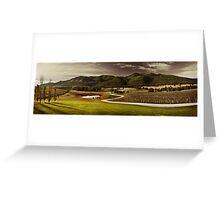 Mudgee Panorama Greeting Card