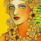Tolerance in Hopeful Yellow by Laura J. Holman