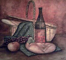 Picnic basket by Fannyja