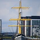 The Glenlee Tall Ship by Peter Stark