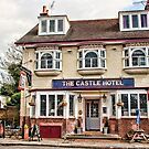 Castle Hotel, Eynsford by Dave Godden