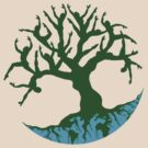 GROW Oxfam Tshirt - Tree of Life by TaraWinona