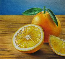 Fresh Vitamin C by lanadi