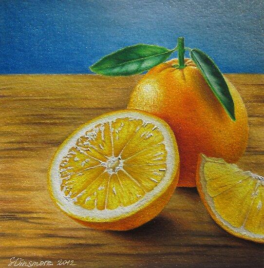 Fresh Vitamin C by lanadi