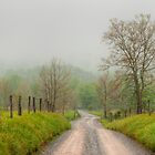 Sparks Lane - Cades Cove by JHRphotoART
