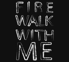 Fire Walk With Me (Twin Peaks) by LamericaTees