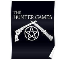 The Hunter Games Poster