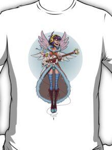 Guitar Angel Noodle T-Shirt