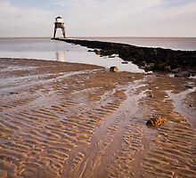 Dovercourt Beach by Christopher Cullen
