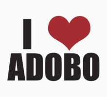 I Love Adobo by damez