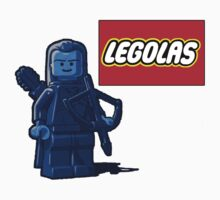 Lego-las (Blue) by SkinnyJoe