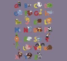 ABC (english) Kids Clothes