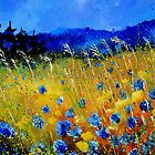 Cornflowers 45 by calimero