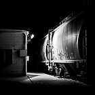 night train by Jeff Stubblefield