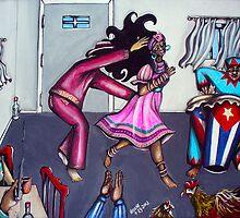 Rumba with the Cubalayas! by helene ruiz