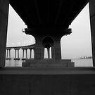 Coronado Bridge Study 1 by oastudios