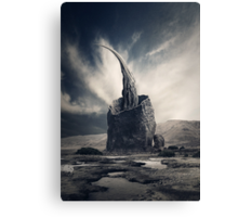 How I Wish I Could Mend The Earth Canvas Print