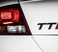 Audi TTS Rear Emblem by AndrewBerry
