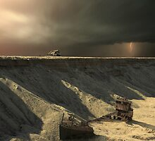 LAST OUTPOST by Karezoid
