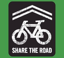 Sharrow the Road - Block by aaronarthur