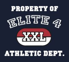 Elite 4 - Athletic Dept by ScottW93