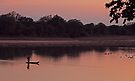 Luangwa sunrise by Dan MacKenzie