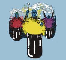 Blue Mutant Group by DoctorJamesWF