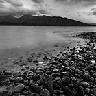 Before Dawn, Lake Te Anau by Michael Treloar