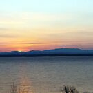 Late Winter Sunrise - Lake Champlain - GigaPan by Stephen Beattie