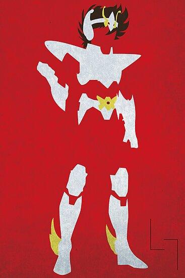 Seiya Pegasus V2 by jehuty23