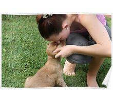 Feeling Emotional: Bye Little Pup Poster