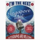 singapore idol by MEDIACORPSE