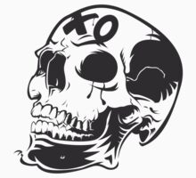 Skull XO by d1bee