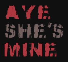 AYE sHE by d1bee