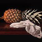 Pineapple & Old Lace by Rachel Slepekis