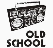 Old School - Boom Box  Kids Clothes
