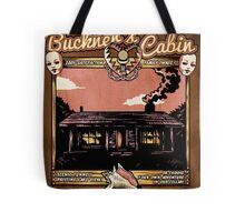 Buckner's Cabin Tote Bag