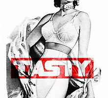 TASTY™ Brand Girdle Girl Vintage  by tastybrand