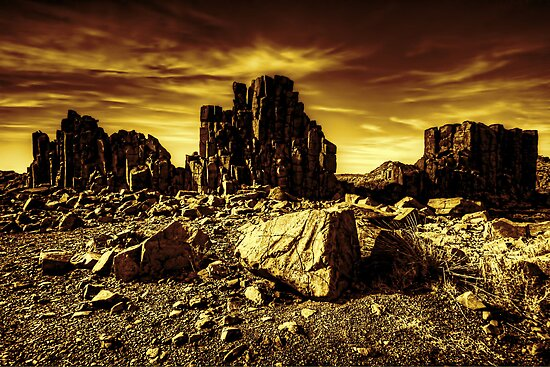 Bombo Quarry #2 by Arfan Habib