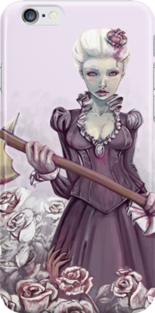 Painting the Roses Red by reckless-buddah