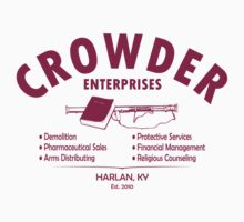 Crowder Enterprises (Cardinal) by pixhunter