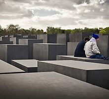 Europe: Berlin - The Memorial to the Murdered Jews of Europe by Scott G Trenorden