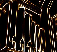 Golden Pipes by Doug Greenwald
