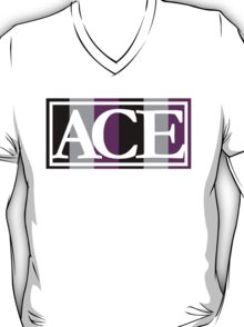 Ace Pride (White) T-Shirt