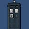 Dr Who Police Box #2 by HighDesign