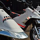 Penske Racing Scooters by Dime9d
